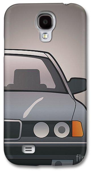 Modern Euro Icons Series Bmw E32 740i Galaxy S4 Case