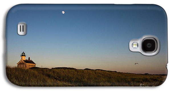 Moon Over The North Light Galaxy S4 Case