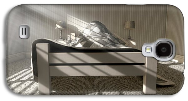 Morning Sleep In Galaxy S4 Case by Allan Swart