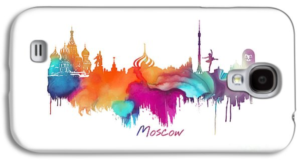 Moscow  Galaxy S4 Case