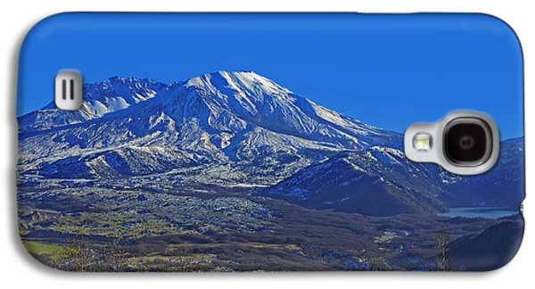 Mt St Helens Galaxy S4 Case