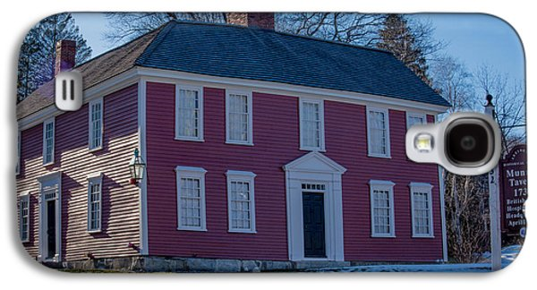 Munroe Tavern 1735, Lexington Massachusetts Galaxy S4 Case by Jean-Louis Eck