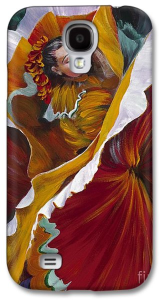 Music In Motion Galaxy S4 Case by Summer Celeste