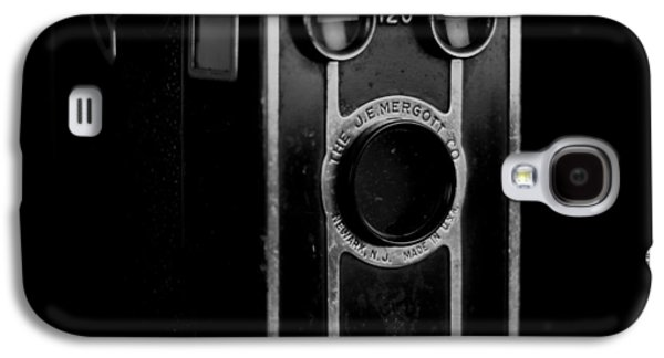 Galaxy S4 Case featuring the photograph My Dad's Camera by Jeremy Lavender Photography