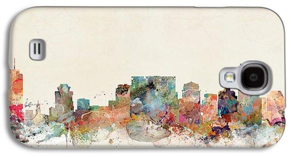 Nashville Tennessee Skyline  Galaxy S4 Case