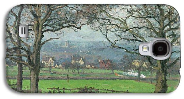 Near Sydenham Hill Galaxy S4 Case by Camille Pissarro