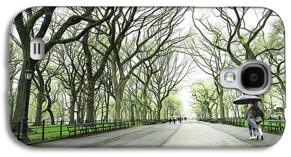 New York City Romance Galaxy S4 Case by Vivienne Gucwa