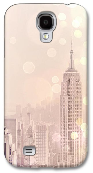 New York City - Skyline Dream Galaxy S4 Case by Vivienne Gucwa