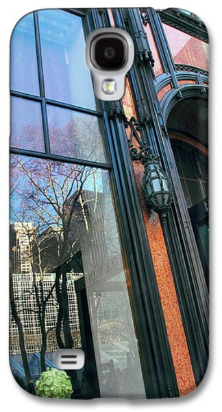 Facade Reflections Galaxy S4 Case by Jessica Jenney