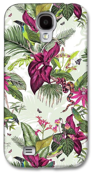 Nicaragua Galaxy S4 Case by Jacqueline Colley