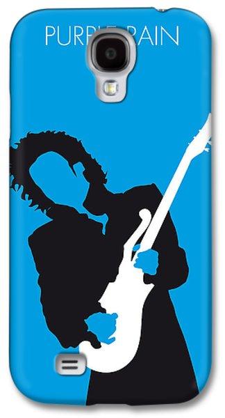 No009 My Prince Minimal Music Poster Galaxy S4 Case by Chungkong Art
