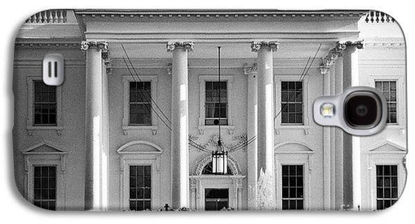 Whitehouse Galaxy S4 Case - northern facade of the white house Washington DC USA by Joe Fox
