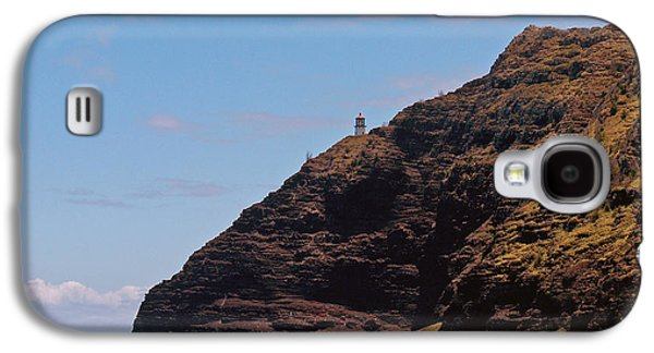 Galaxy S4 Case featuring the photograph Oahu - Cliffs Of Hope by Anthony Baatz