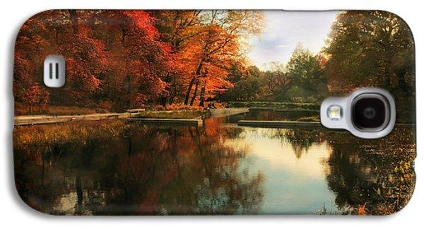 October Finale Galaxy S4 Case by Jessica Jenney