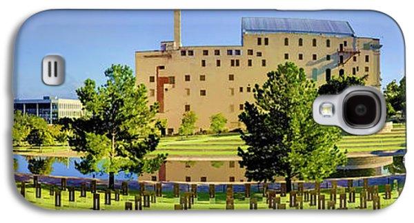 Oklahoma City National Memorial Galaxy S4 Case