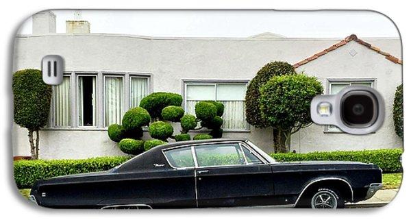 Galaxy S4 Case - Old Car by Julie Gebhardt