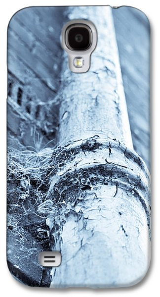 Old Drain Pipe Galaxy S4 Case by Tom Gowanlock