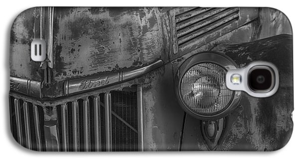 Old Ford Pickup Galaxy S4 Case by Garry Gay