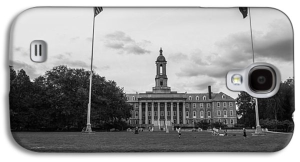 Old Main Penn State Black And White  Galaxy S4 Case