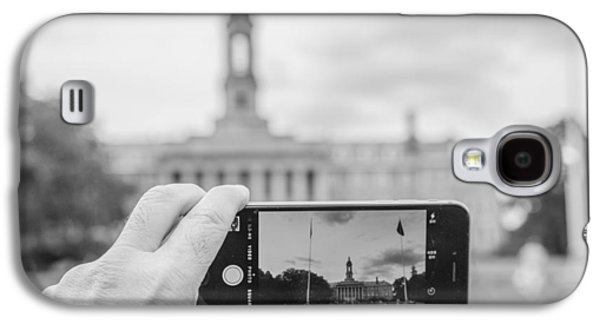 Old Main Penn State  Galaxy S4 Case