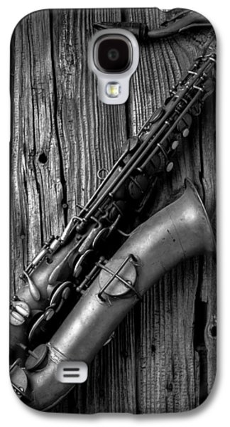 Old Sax Galaxy S4 Case by Garry Gay