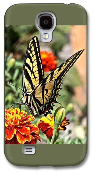 Oregon Swallowtail Butterfly  Galaxy S4 Case