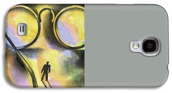 Outlook Galaxy S4 Case by Leon Zernitsky