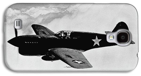 P-40 Warhawk Galaxy S4 Case by War Is Hell Store
