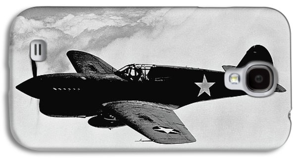 Airplane Galaxy S4 Case - P-40 Warhawk by War Is Hell Store