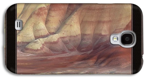 Painted Hills Triptych Galaxy S4 Case