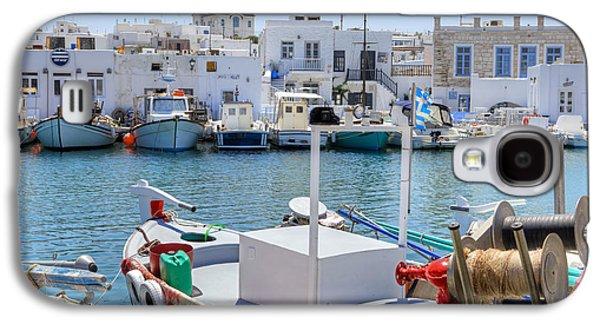 Paros - Cyclades - Greece Galaxy S4 Case