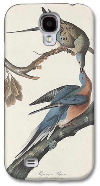 Passenger Pigeon Galaxy S4 Case by Rob Dreyer