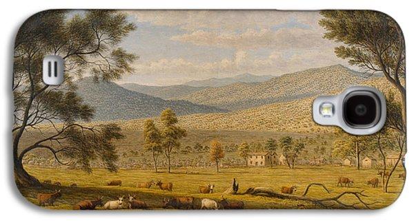 Patterdale Farm Galaxy S4 Case by John Glover