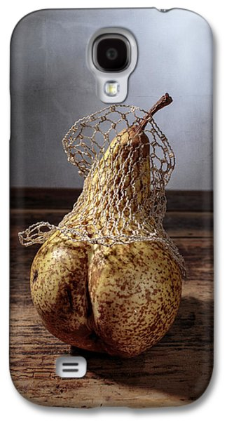 Pear Galaxy S4 Case by Nailia Schwarz