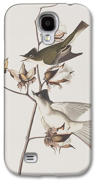 Flycatcher Galaxy S4 Case - Pewit Flycatcher by John James Audubon