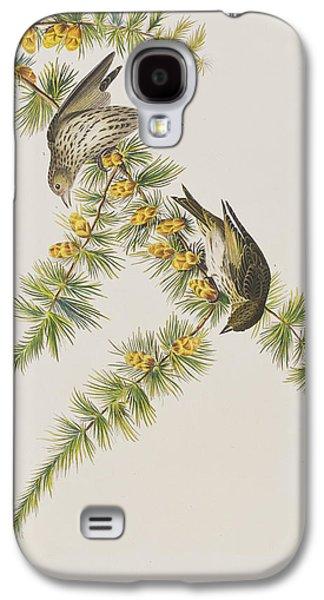Pine Finch Galaxy S4 Case