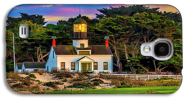 Point Pinos Lighthouse Galaxy S4 Case