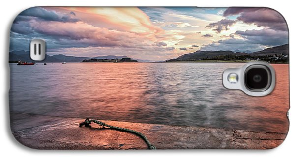 Port Appin Sunrise Galaxy S4 Case
