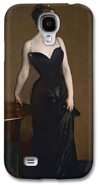 Portrait Of Madame Gautreau Galaxy S4 Case by John Singer Sargent