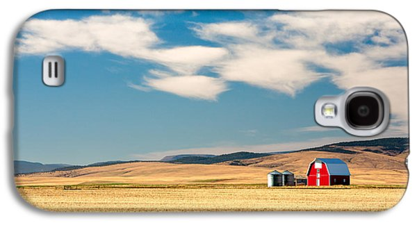 Prairie Red Galaxy S4 Case