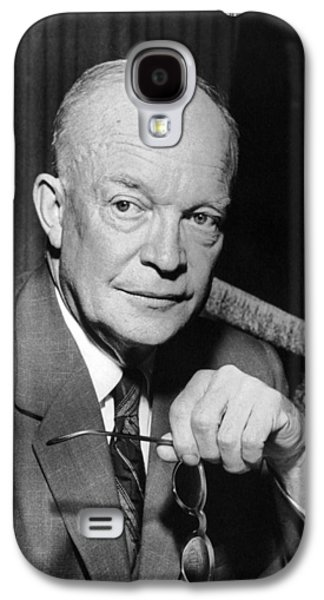 President Dwight D. Eisenhower Galaxy S4 Case