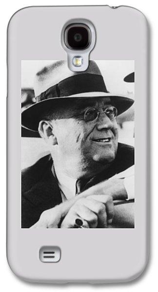 President Franklin Roosevelt Galaxy S4 Case