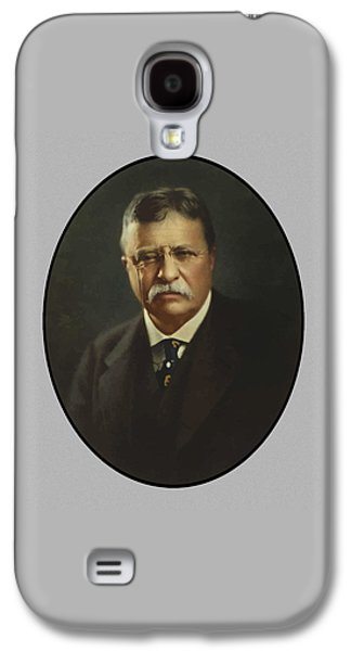 President Theodore Roosevelt  Galaxy S4 Case