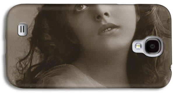 Pretty Girl, Day Dreaming  Galaxy S4 Case