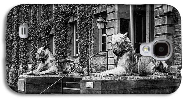 Princeton University Nassau Hall Tigers Galaxy S4 Case