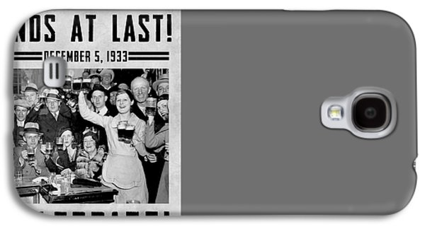 Prohibition Ends Celebrate Galaxy S4 Case