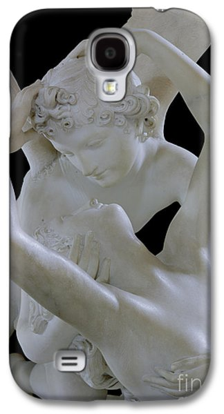 Psyche Revived By The Kiss Of Cupid Galaxy S4 Case by Antonio Canova