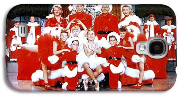 Publicity Photo From The Movie White Christmas Galaxy S4 Case