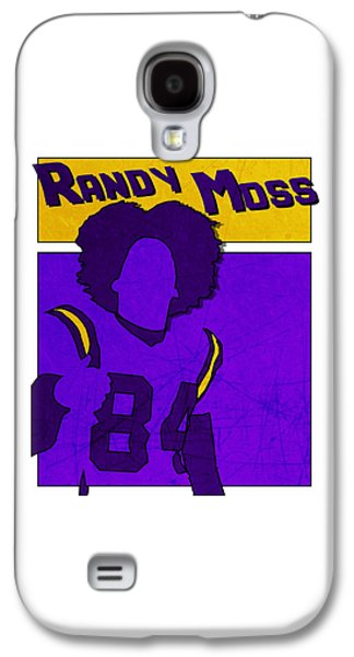 Randy Moss Galaxy S4 Case by Kyle West