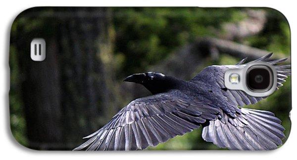 Raven Flight Galaxy S4 Case